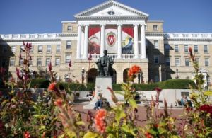 University of Wisconsin-Madison Bascom Hall