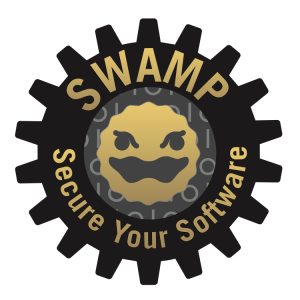 SWAMP Secure Your Software Gear Logo